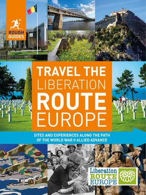 cover image of Rough Guides Travel the Liberation Route Europe (Travel Guide eBook)