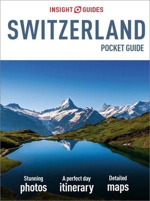 cover image of Insight Guides Pocket Switzerland (Travel Guide eBook)