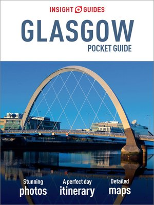 cover image of Insight Guides Pocket Glasgow (Travel Guide eBook)