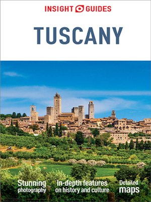 cover image of Insight Guides Tuscany