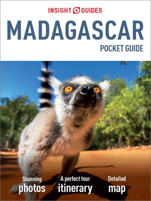cover image of Insight Guides Pocket Madagascar (Travel Guide eBook)
