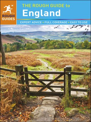 cover image of The Rough Guide to England