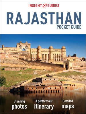 cover image of Insight Guides Pocket Rajasthan (Travel Guide eBook)