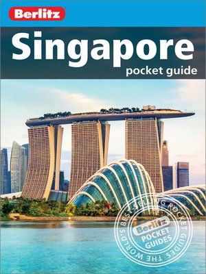 cover image of Berlitz Pocket Guide Singapore