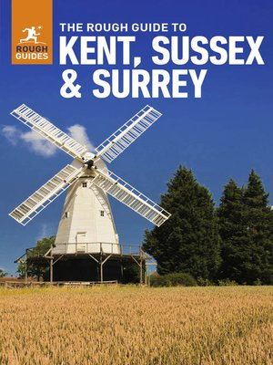 cover image of Rough Guide to Kent, Sussex & Surrey (Travel Guide eBook)