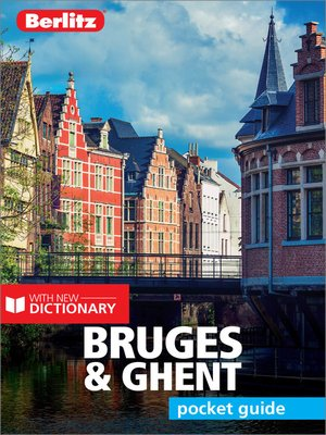 cover image of Berlitz Pocket Guide Bruges & Ghent