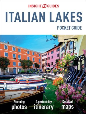 cover image of Insight Guides Pocket Italian Lakes (Travel Guide eBook)