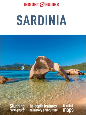 cover image of Insight Guides Sardinia