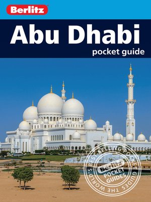 cover image of Berlitz Pocket Guide Abu Dhabi