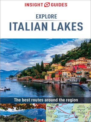 cover image of Insight Guides Explore Italian Lakes (Travel Guide eBook)