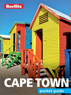 cover image of Berlitz Pocket Guide Cape Town (Travel Guide eBook)