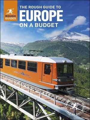 cover image of The Rough Guide to Europe on a Budget