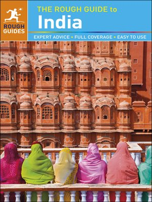 cover image of The Rough Guide to India