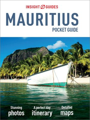 cover image of Insight Guides Pocket Mauritius (Travel Guide eBook)