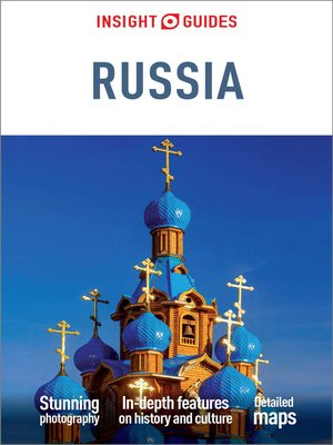 cover image of Insight Guides Russia (Travel Guide eBook)