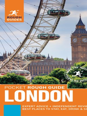 cover image of Pocket Rough Guide London (Travel Guide eBook)
