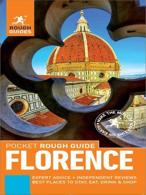 cover image of Pocket Rough Guide Florence (Travel Guide eBook)