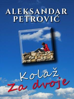 cover image of Kolaž za dvoje