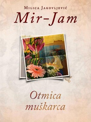 cover image of Otmica muškarca