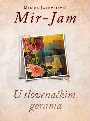 cover image of U slovenačkim gorama