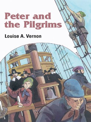 cover image of Peter and the Pilgrims
