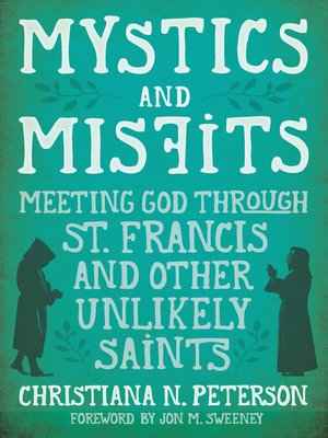 cover image of Mystics and Misfits