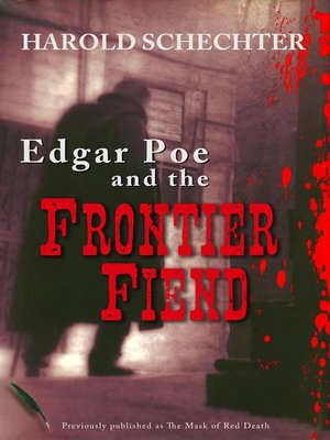 cover image of Edgar Poe and the Frontier Fiend