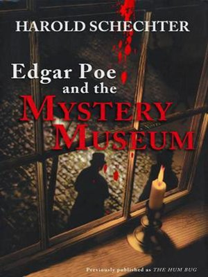 cover image of Edgar Poe and the Mystery Museum