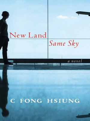 cover image of New Land Same Sky