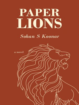 cover image of Paper Lions