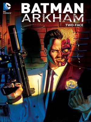 cover image of Batman Arkham: Two-Face