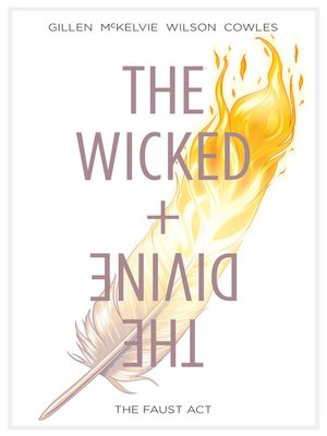 cover image of The Wicked + The Divine, Volume 1