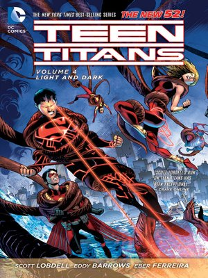 cover image of Teen Titans (2011), Volume 4