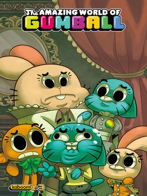 cover image of The Amazing World of Gumball, Issue 3