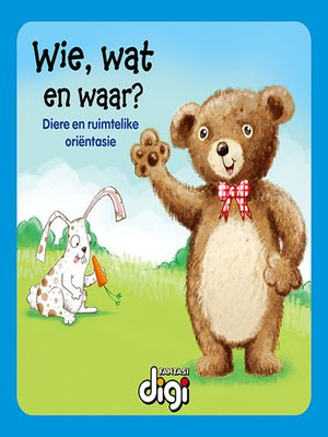 cover image of Wie, Wat en Waar?