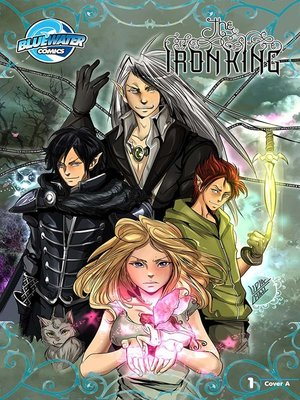 cover image of The Iron King, Issue 1
