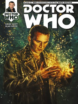 cover image of Doctor Who: The Ninth Doctor, Year One (2015), Issue 2