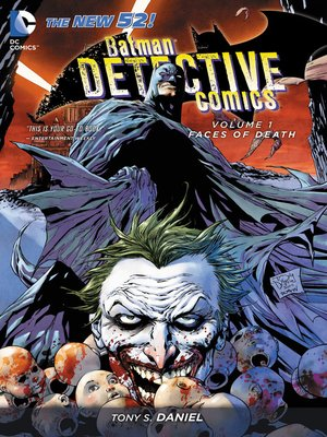 cover image of Detective Comics (2011), Volume 1