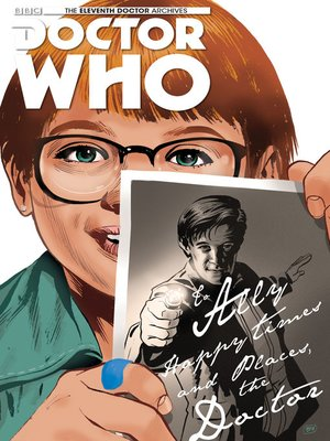 cover image of Doctor Who: The Eleventh Doctor Archives (2015), Issue 39