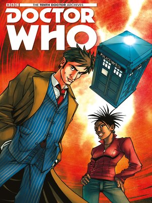 cover image of Doctor Who: The Tenth Doctor Archives (2015), Issue 1
