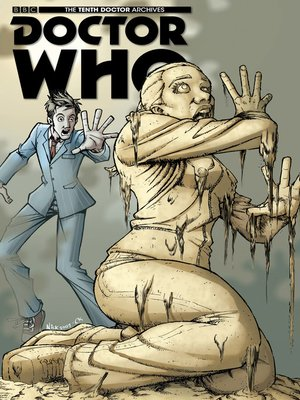 cover image of Doctor Who: The Tenth Doctor Archives (2015), Issue 2