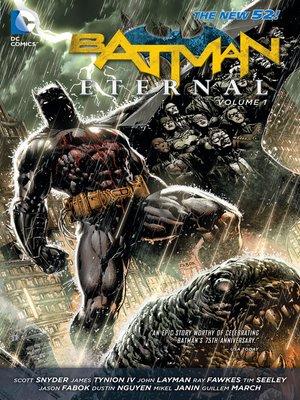 cover image of Batman Eternal (2014), Volume 1
