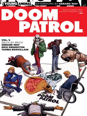 cover image of Doom Patrol (2016), Volume 1