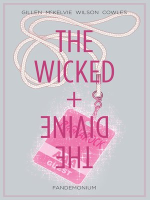 cover image of The Wicked + The Divine, Volume 2