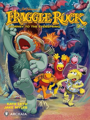 cover image of Fraggle Rock: Journey to the Everspring (2014), Issue 2