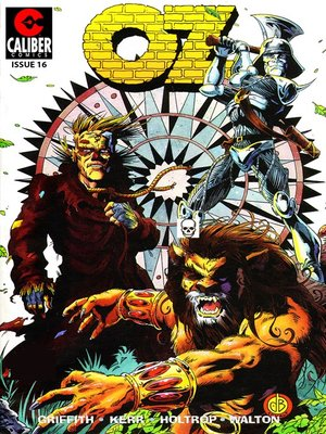 cover image of OZ, Issue 16