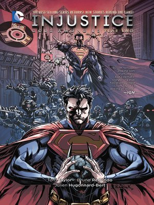cover image of Injustice: Gods Among Us: Year Two, Volume 1