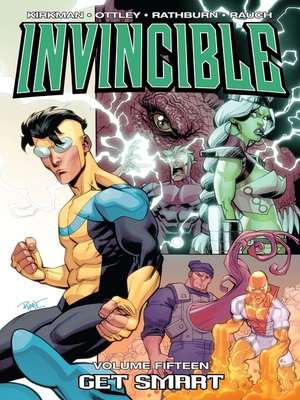 cover image of Invincible (2003), Volume 15