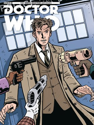 cover image of Doctor Who: The Tenth Doctor Archives (2015), Issue 14