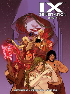cover image of IXth Generation, Volume 1